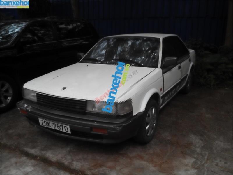 Xe Nissan Laurel Trước 1990-0