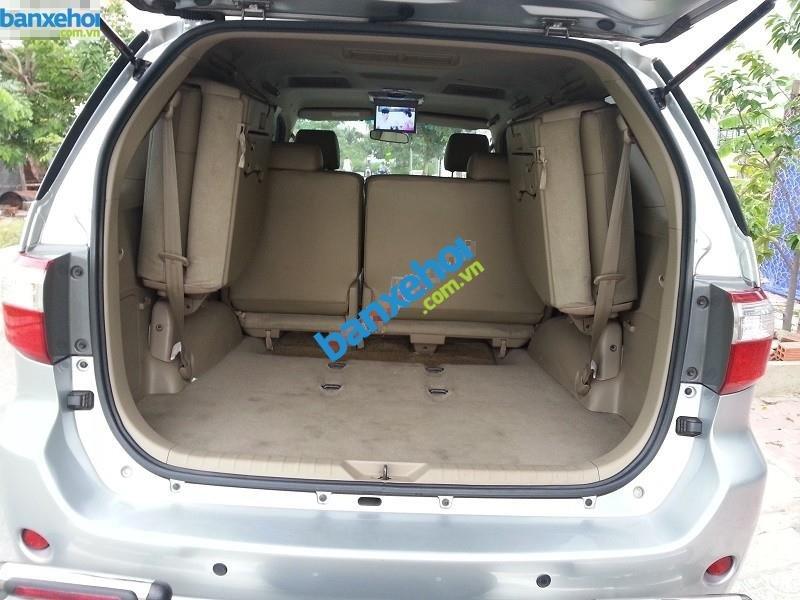 Xe Toyota Fortuner V 2009-7