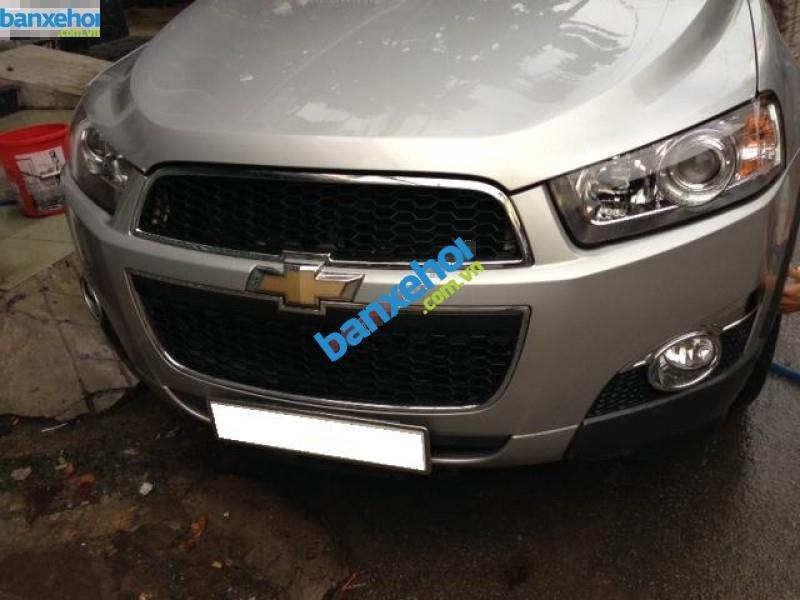 Xe Chevrolet Captiva LTZ 2013-2