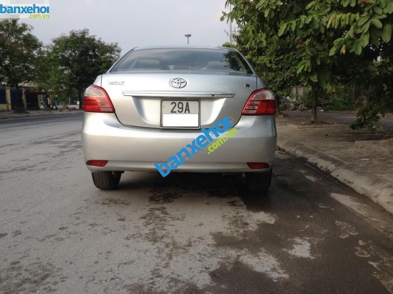 Xe Toyota Vios E 2011-5