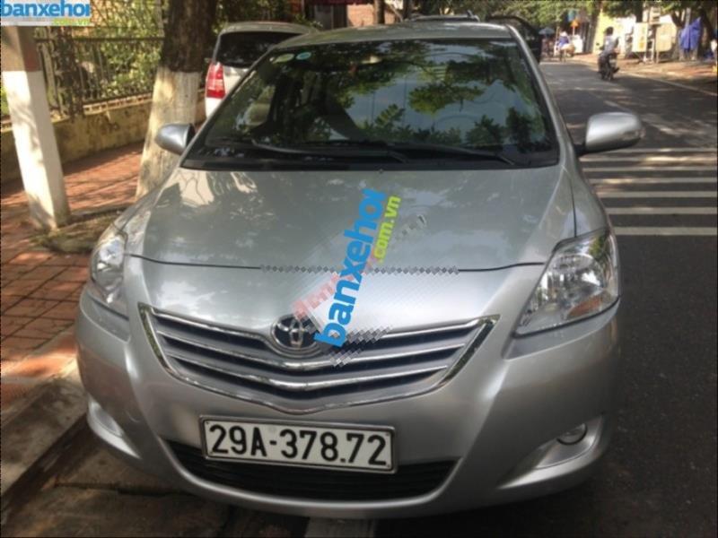 Xe Toyota Vios  2011-8