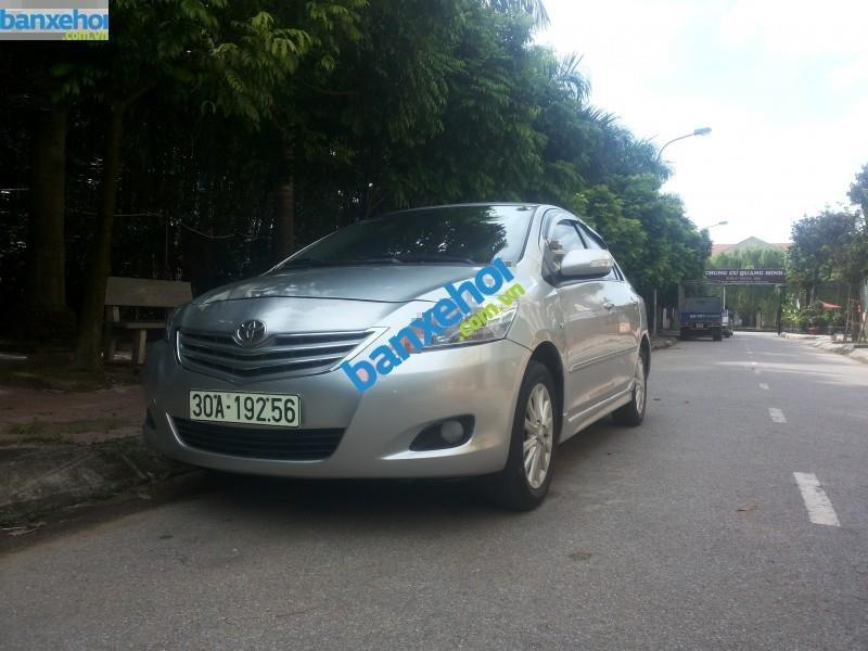 Xe Toyota Vios E 2010-0