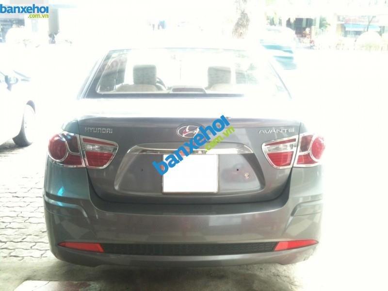 Xe Hyundai Avante 1.6 MT 2012-4