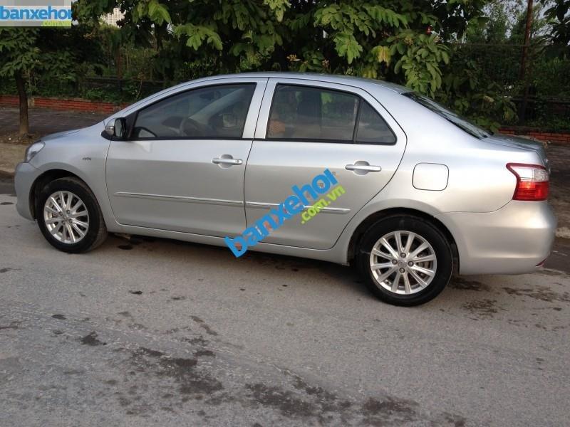 Xe Toyota Vios E 2011-3