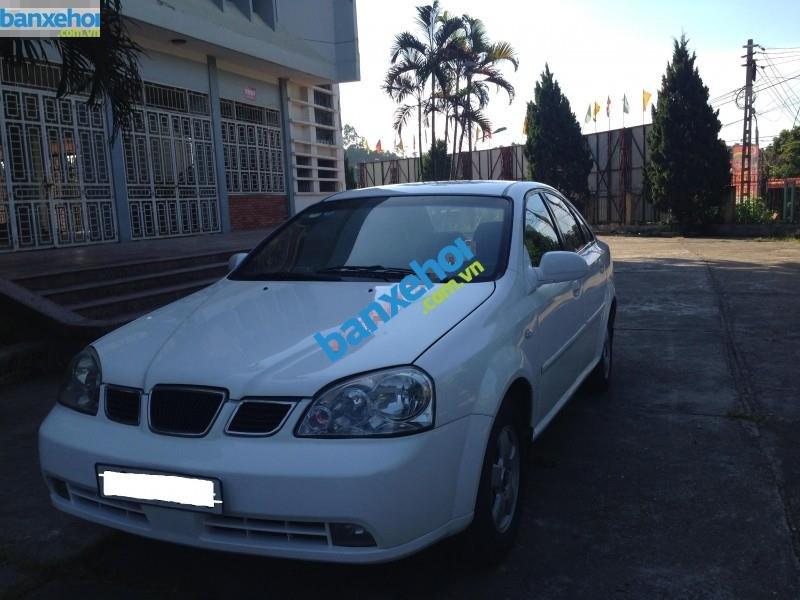 Xe Daewoo Lacetti EX 2004-0
