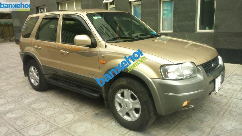 Xe Ford Escape 3.0 4X4 XLT 2004-1