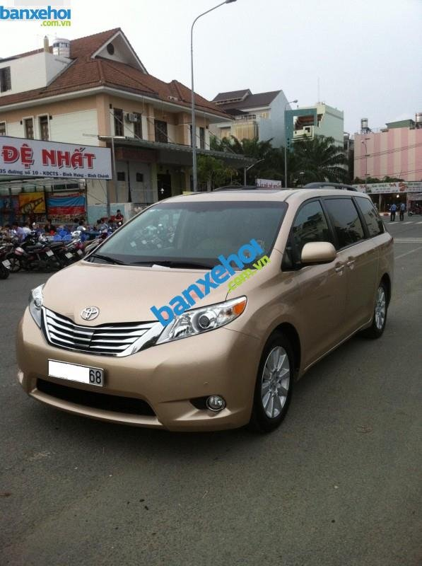Xe Toyota Sienna 3.5 Limited 2010-0