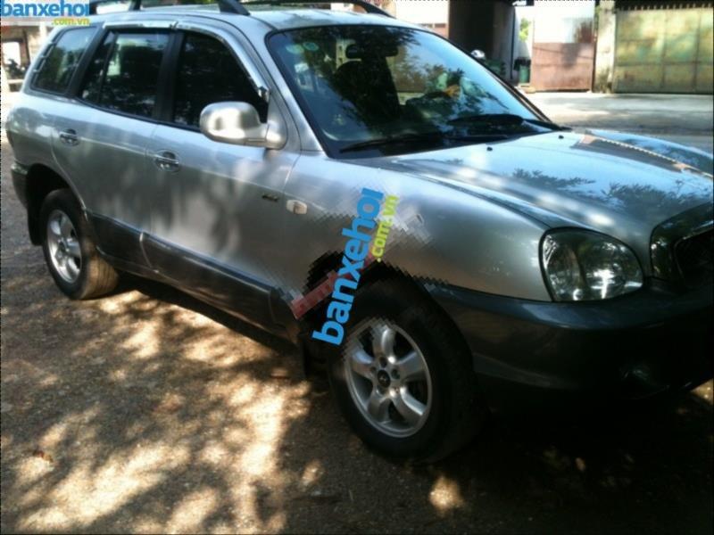 Xe Hyundai Santa Fe Gold 2004-2