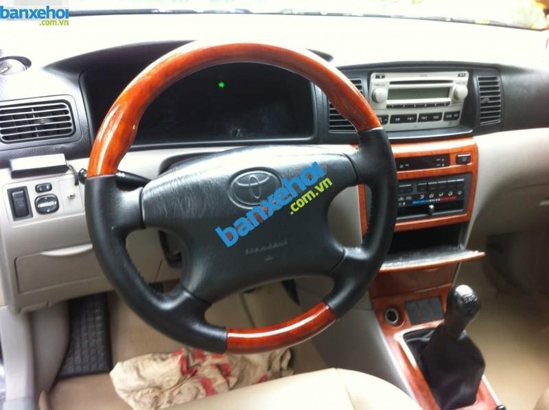 Xe Toyota Corolla altis 1.8G 2003-7