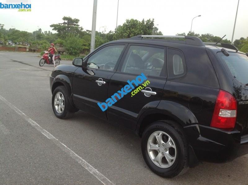 Xe Hyundai Tucson  2009-2
