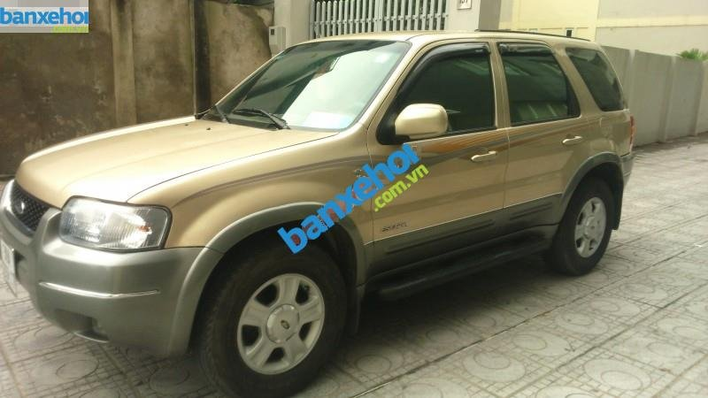 Xe Ford Escape 3.0 4X4 XLT 2004-2