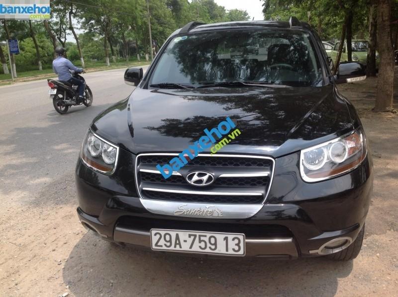 Xe Hyundai Santa Fe MLX 2009-1