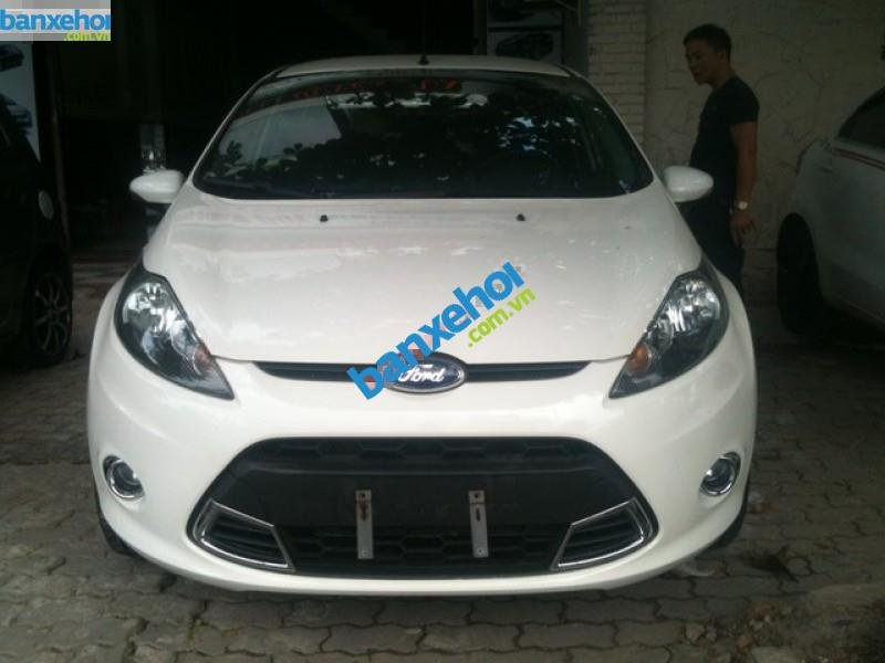 Xe Ford Fiesta 1.6AT 2011-0