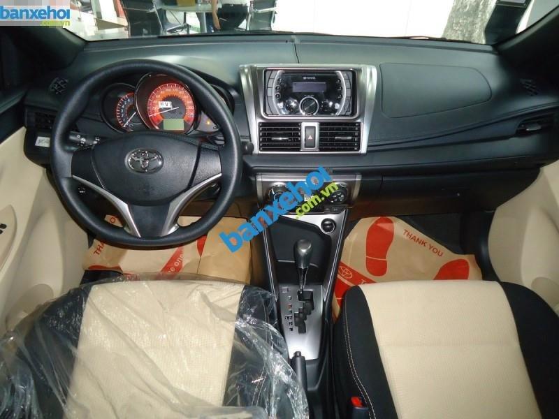 Xe Toyota Yaris E 2014-8