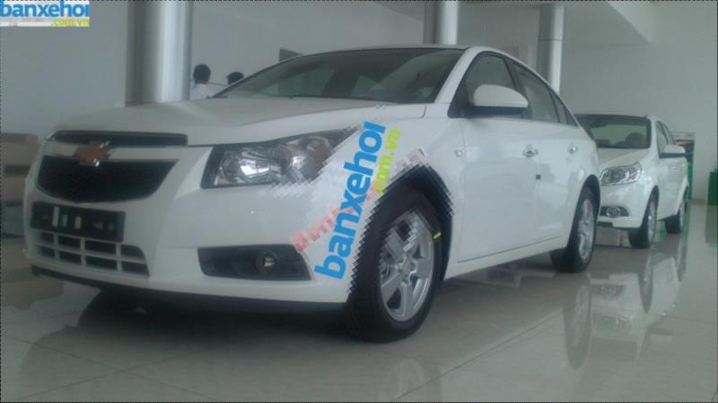 Xe Chevrolet Cruze LTZ 2014-5