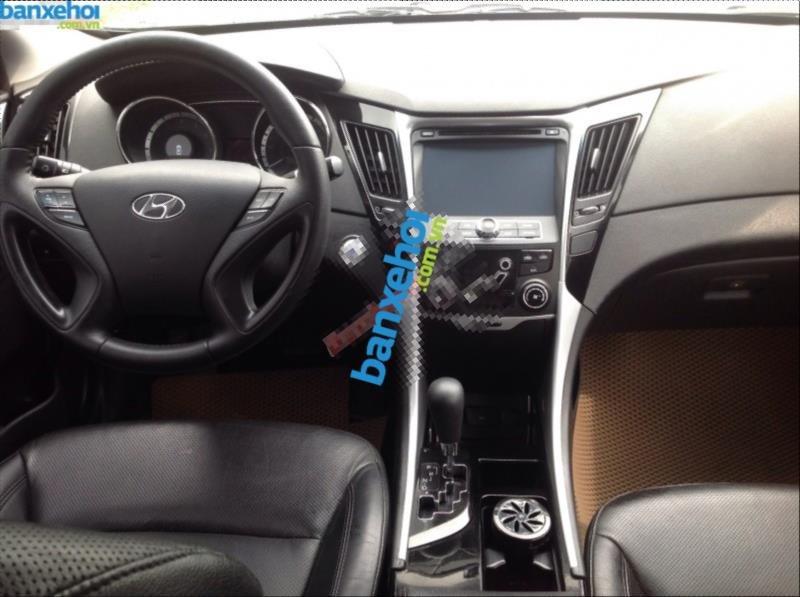 Xe Hyundai Sonata  2010-8