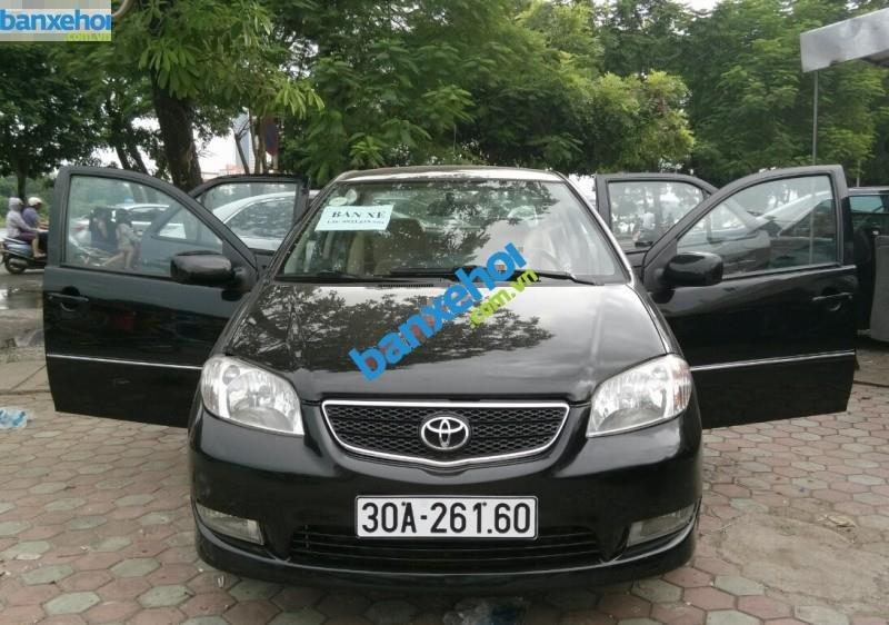 Xe Toyota Vios G 2005-0