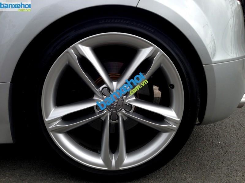 Bán xe Audi TT S đời 2009, màu bạc, xe nhập còn mới-8