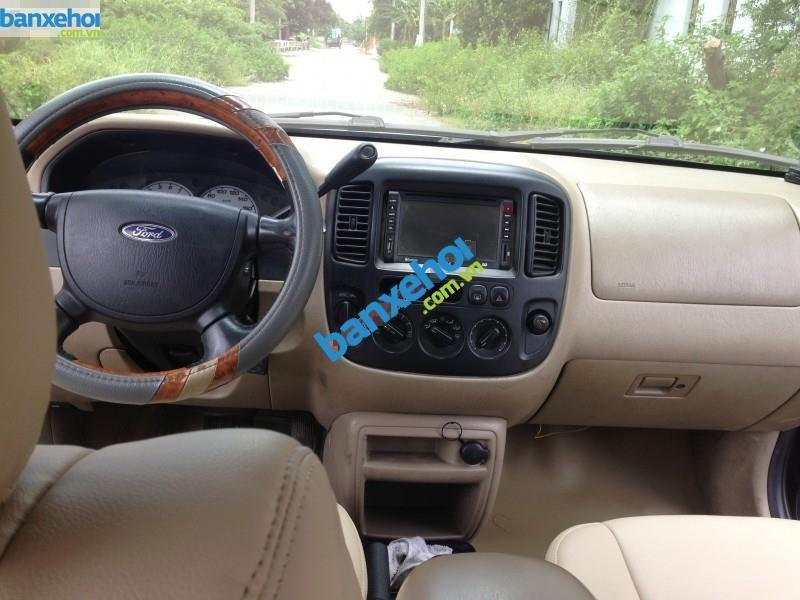 Xe Ford Escape 3.0 V6 2004-2