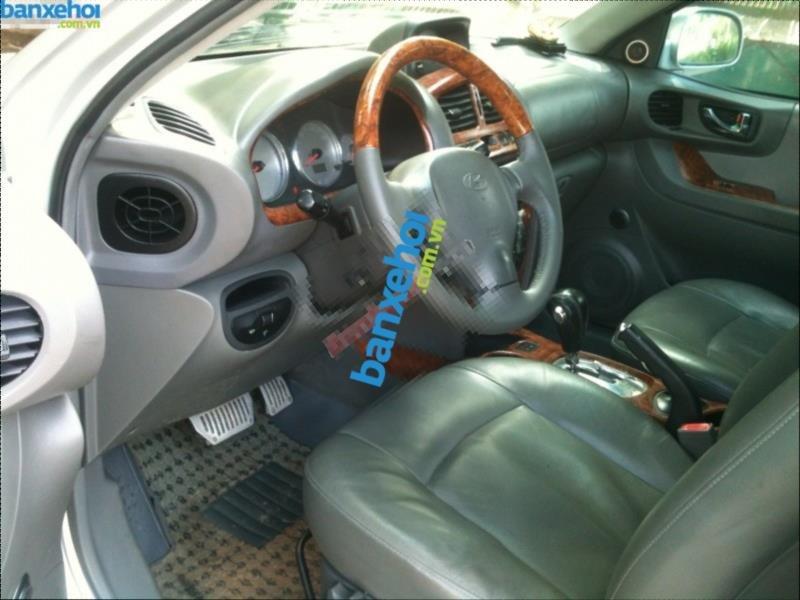 Xe Hyundai Santa Fe Gold 2004-7