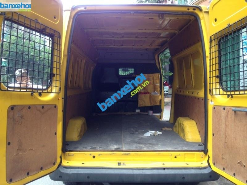 Xe Ford Transit  2007-8