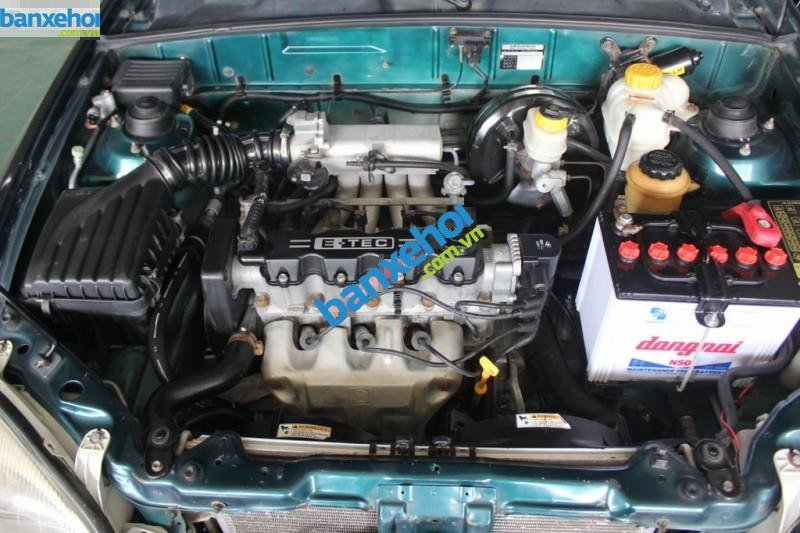 Xe Daewoo Lanos 1.6 2003-7