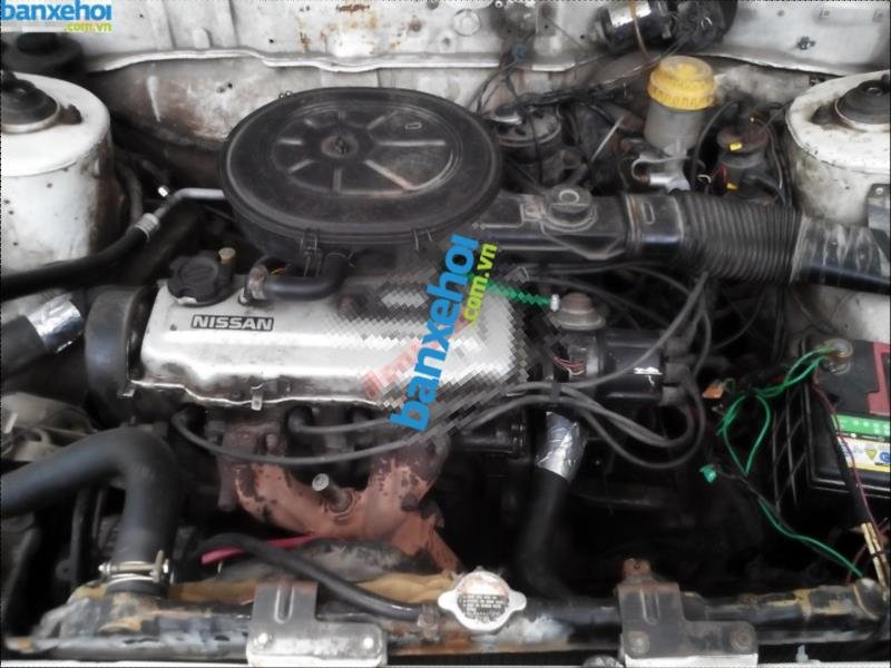 Xe Nissan Laurel Trước 1990-4