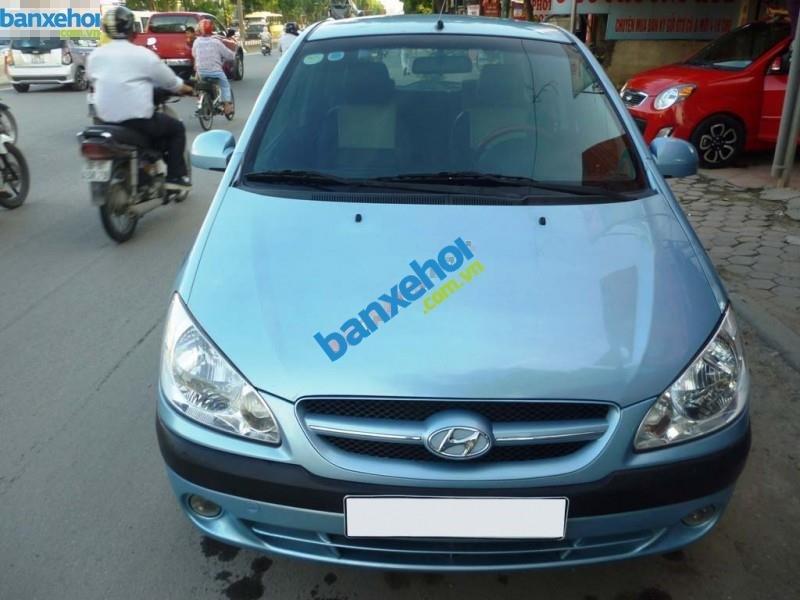 Xe Hyundai Getz 1.4 2007-2