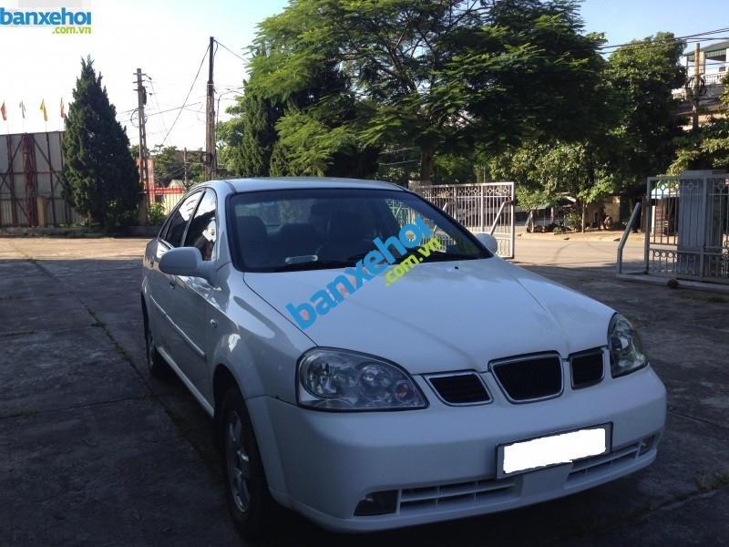 Xe Daewoo Lacetti EX 2004-7