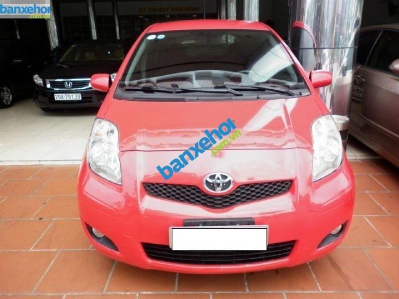 Xe Toyota Yaris 1.3 AT 2010-0