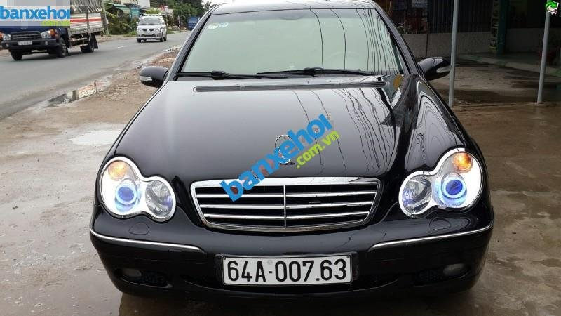 Xe Mercedes-Benz C class C 180 2002 2003-0