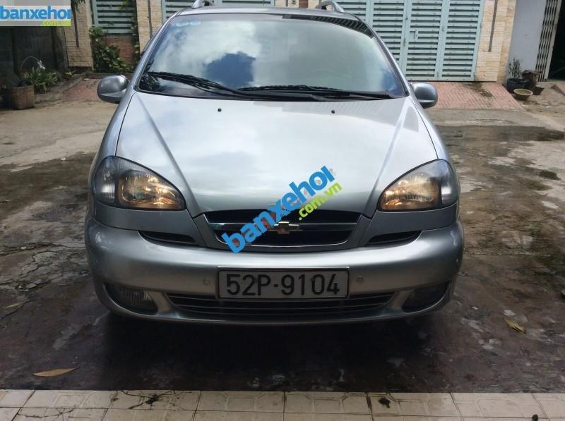 Xe Chevrolet Vivant CDX 2008-0