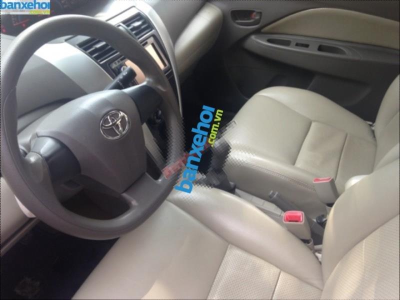 Xe Toyota Vios  2011-4