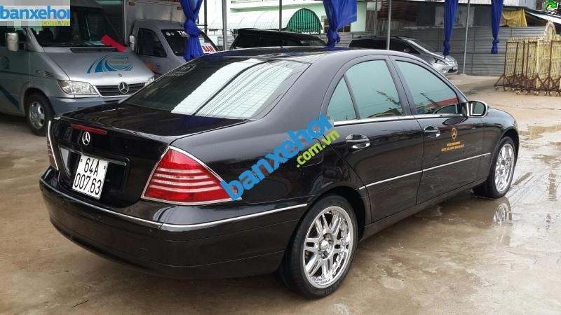 Xe Mercedes-Benz C class C 180 2002 2003-2