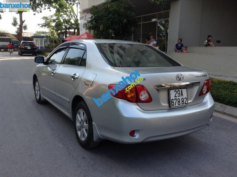 Xe Toyota Corolla altis 1.8 AT 2009-3