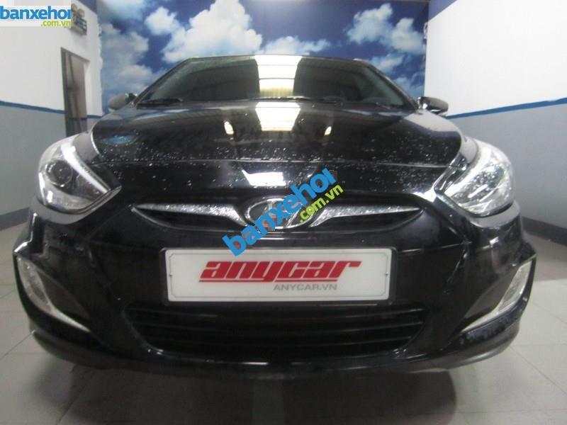Xe Hyundai Accent 1.4AT 2013-1