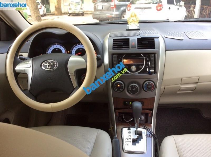 Xe Toyota Corolla altis 1.8AT 2014-4