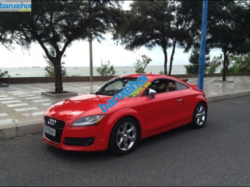 Cần bán xe Audi TT đời 2007, màu đỏ, xe nhập-4