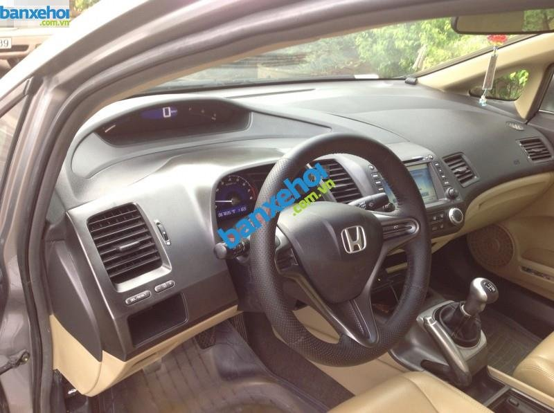 Xe Honda Civic 1.8MT 2007-3