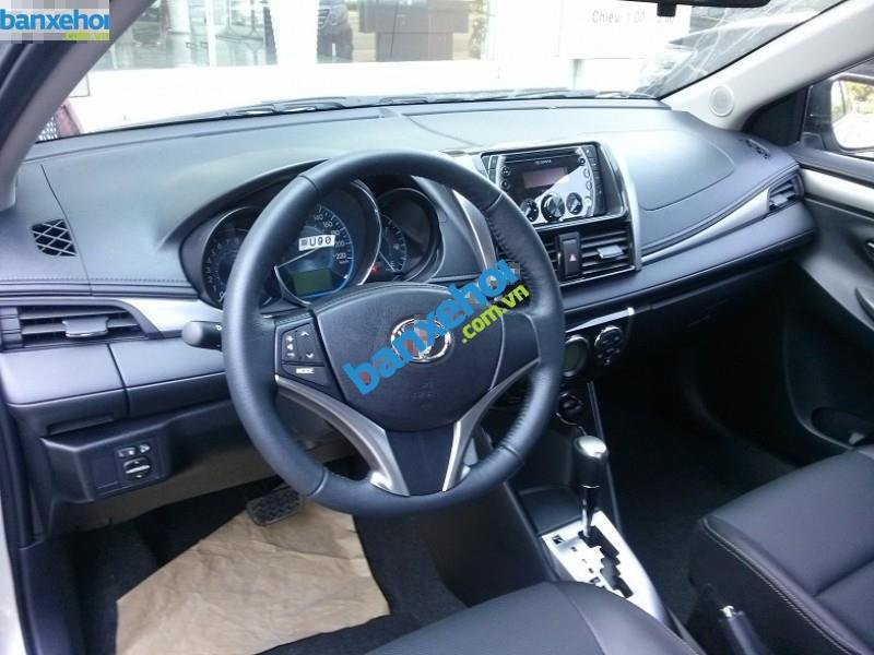 Xe Toyota Vios G 2014-1