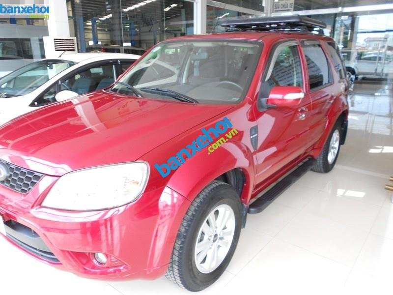 Xe Ford Escape XLS 4x2 AT 2010-1