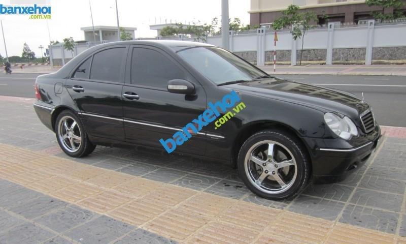 Xe Mercedes-Benz C class C200K Elegance 2001-2