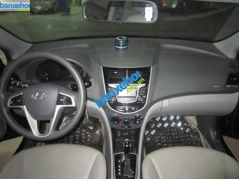 Xe Hyundai Accent 1.4AT 2013-5