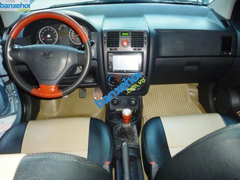 Xe Hyundai Getz 1.4 2007-8