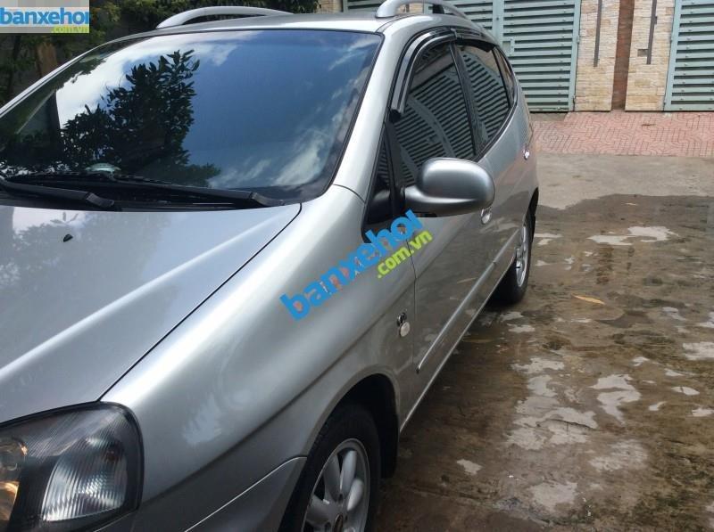 Xe Chevrolet Vivant CDX 2008-9