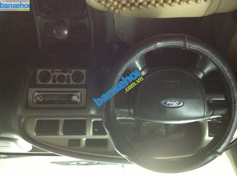 Xe Ford Everest MT 2006-6