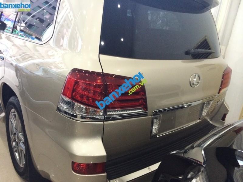 Xe Lexus LX 570 2014-5