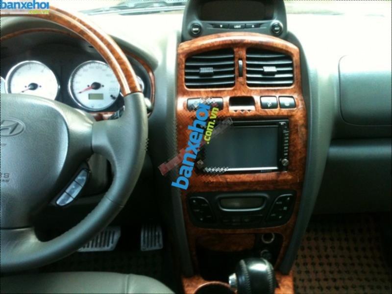 Xe Hyundai Santa Fe Gold 2004-9