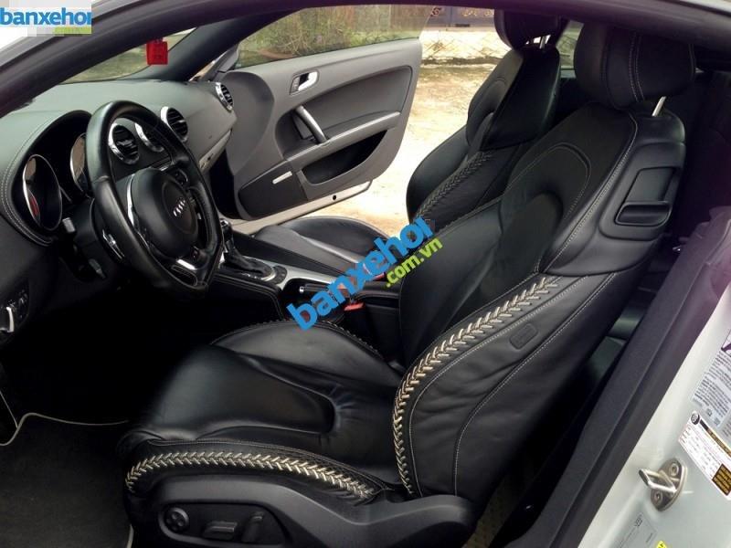Bán xe Audi TT S đời 2009, màu bạc, xe nhập còn mới-5