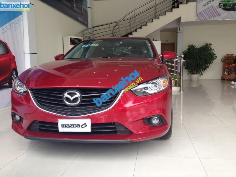 Xe Mazda 6 2.5 2014-1